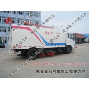 供应大型扫路车在哪买划算 东风天锦公路清扫车 扫路车扫盘