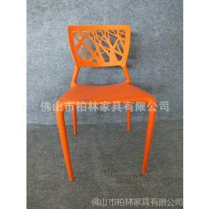 供应塑料餐椅 plastic chair PP塑料椅(C-307) 餐椅批发价格180元