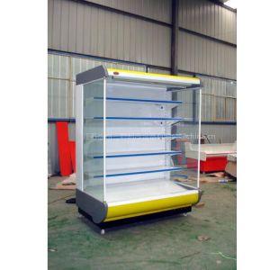 供应超市冷柜、冷藏展示柜、保鲜柜、超市加盟连锁设备