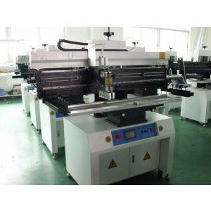 供应上海/苏州/浙江/天津/半自动锡膏印刷机/1.2米半自动锡膏印刷机