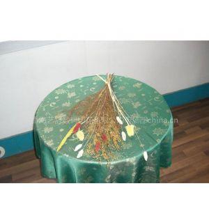 供应个性田园家用印花全涤桌布数码印花定制