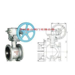 供应V型球阀VQ347F-16C|VQ347F-16P