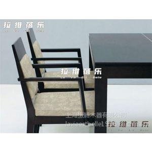 供应全实木餐椅 简约实木椅 可做扶手 冰淇淋一样的美感 上海定做