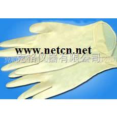 供应无粉乳胶手套  型号M285240 联系方式15330289853