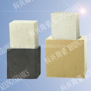 供应空气净化蜂窝陶瓷催化剂载体