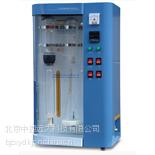 供应定氮仪蒸馏器(智能启动、电极板) 型号:81M/KDN-AZ库号:M379376