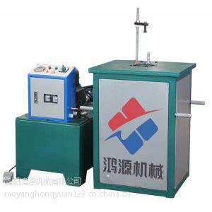 供应鸿源DSG-51G建筑钢管缩头机 专门应用于建筑钢管