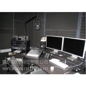 供应承建录音室,电台前端播出系统