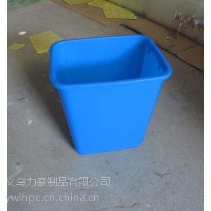 供应厂家直销潍坊塑料垃圾桶 淄博塑料垃圾桶
