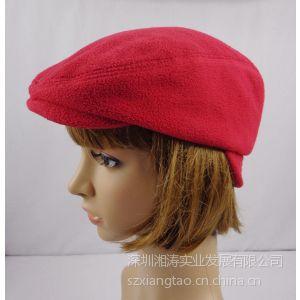 供应优质贝雷帽 牛仔帽 画家帽 深圳帽子工厂 可来图来样订制帽子 帽子批发 帽子工厂