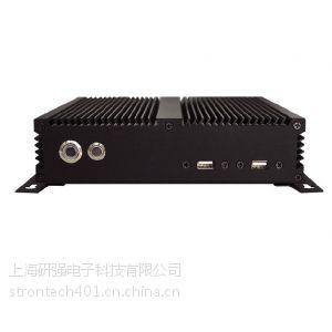 供应工控机 嵌入式无风扇 6个USB 2G内存 500G硬盘 可定制