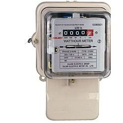 DD 型单相电能表,机械单相电能表供应,机械单相电