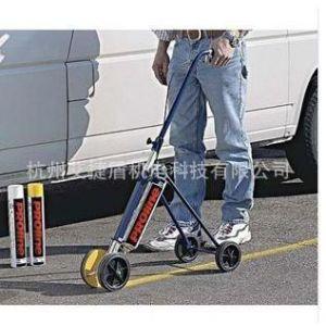 供应进口油漆划线车 划线器套装 道路划线车 油漆划线器 油漆划线推车