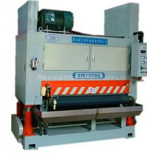 供应新凯德湿式不锈钢磨砂机丨不锈钢磨砂机