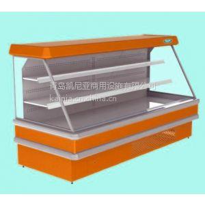 【厂家供应】凯尼亚KN-GK0.9LS水果整机风幕柜--水果冷藏柜