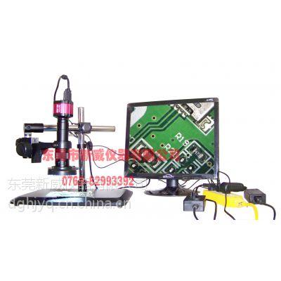 供应CCD显微镜,线路板检测镜,电视视屏显微镜
