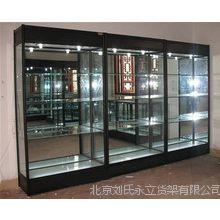 加工定制 钛合金手机配件展柜 钛合金汽车用品展柜