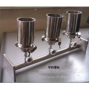 供应三联不锈钢溶液过滤器