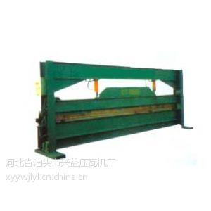 供应折弯机(5米液压)彩钢瓦设备