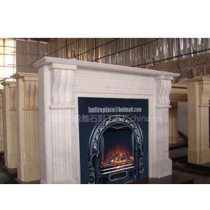 供应现代风格大理石壁炉FIREPLACE