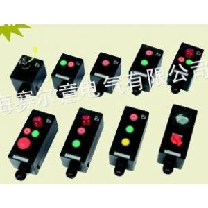 BZA8050-A1 防爆按钮,防爆按钮开关WF2粉尘气体双保险防爆指令控制器