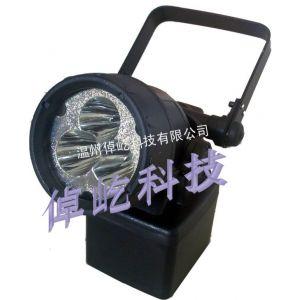 供应JIW5281尾部带磁力吸附防爆探照灯