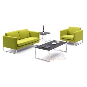 供应众晟家具ZS-SF-105现代布艺办公沙发