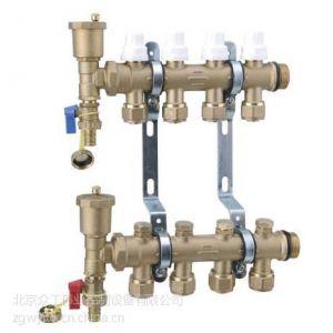 供应暖气分水器,地暖分集水器,采暖分水器厂家经销商