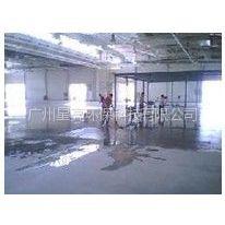 供应地板清冼 水泥地板清洗 广州星亮专业地板清洗公司