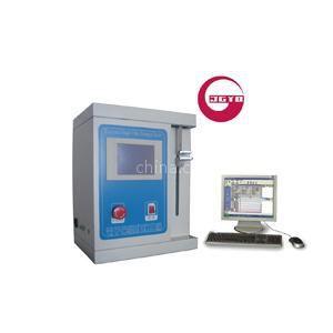 供应YG001A型电子单纤维强力机(双向控制模式,主机和电脑任意控制)