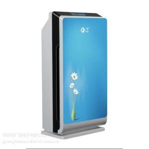 供应智能空气净化器(臭氧,负离子,HEPA,活性炭,冷触媒,紫外线,光触媒)