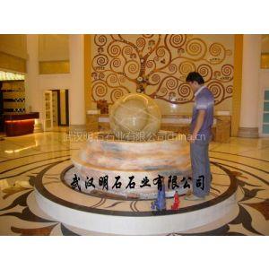 供应米黄玉风水球/绍兴风水球