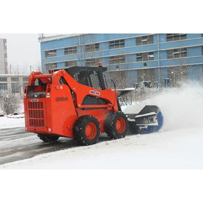 厂家直销滑移装载机市政附具GM-020172斜角清扫器