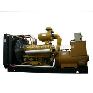 供应上海申动500KW柴油发电机组-可靠性好、油耗低