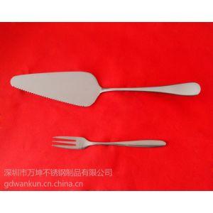 供应武汉现货供应不锈钢蛋糕刀叉|高品质不锈钢刀叉