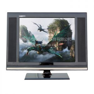 供应豫冠19寸20寸宽屏窄边液晶平板电视/显示器