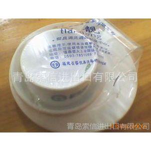 山东厂家供应 消毒餐具包装袋 POF热收缩膜 送筷套