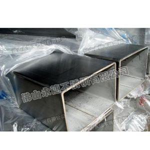 河源市304不锈钢矩形管-20*50*1.2不锈钢矩形管