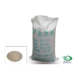 供应无泡皂洗粉(可以1开6)
