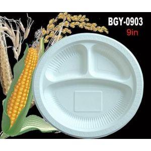 供应粟米淀粉生物分解一次性餐具