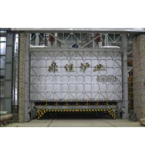 供应台车式燃气热处理炉(天然气、液化气用)