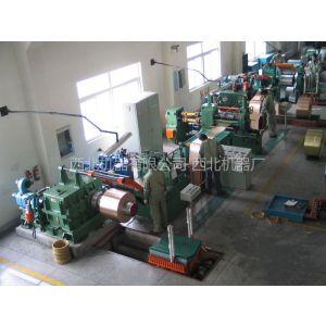 供应西北机器厂生产650mm纵剪机组