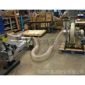 供应PU塑料软管,PU食品输送管,PU工业耐磨伸缩吸尘管,耐磨软管