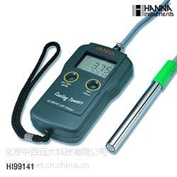 供应哈纳仪器专卖/便携式pH/温度测定仪【锅炉/冷却塔】 型号:H5HI99141D2