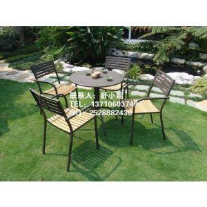 供应庭院桌椅宜昌 庭院休闲桌椅 花园桌椅 花园家具 户外家具 户外景观设施