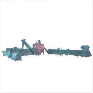 供应中型聚酯片全自动流水线--同乐塑料机械厂