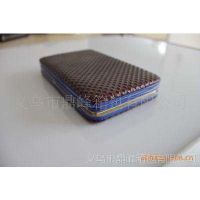 义乌厂家鼎峰箱包生产大量钱包 钱夹 卡包 女士钱包