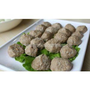 供应潮州肉丸培训手打肉丸,正宗潮汕牛肉丸培训到广州味之兴餐饮培训