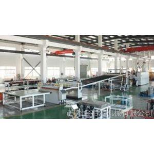 金韦尔供应PC/PMMAGPPSPET塑料板材设备