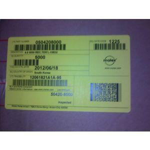 供应MOLEX端子连接器代理50420-8000